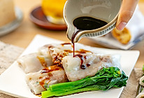 #硬核菜谱制作人#广式肠粉 美味早餐的做法