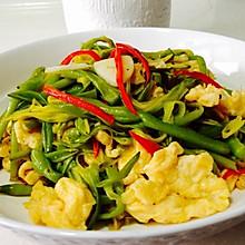 新鲜黄花菜炒鸡蛋