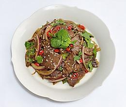 年夜菜|牛年大吉·凉拌香辣卤牛肉的做法