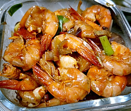 香辣虾基围虾的做法