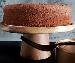 可可戚风—基础蛋糕胚的做法