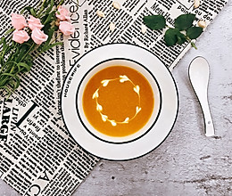 #10分钟早餐大挑战#银耳南瓜羹的做法