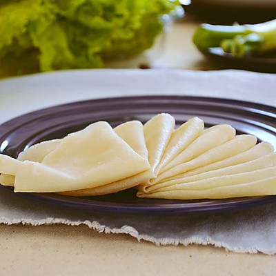 45期 超简单!饺子皮变成比烤鸭饼还薄的饼