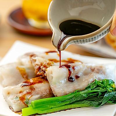广式肠粉 美味早餐