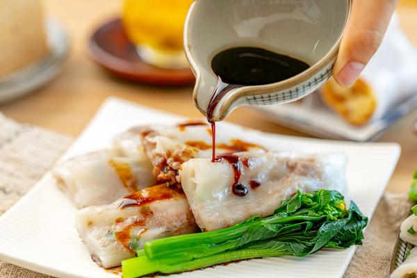 广式肠粉|美味早餐的做法