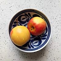 蜂蜜花红柚子汁的做法图解2
