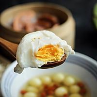 #美食新势力#夏季消暑甜品之鲜莲荷包甜汤的做法图解16