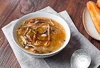 日食记   胡辣汤泡油条的做法