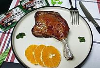 黑胡椒烤鸭腿的做法