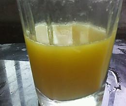 自制橙汁,无添加剂。的做法