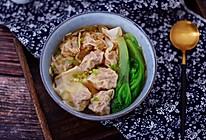 #网红美食我来做#鲜虾猪肉馄饨的做法