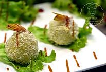 凤尾虾球——烤箱菜的做法