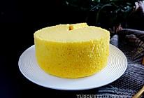 全蛋无油蒸蛋糕的做法
