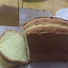 10L小烤箱的原味磅蛋糕