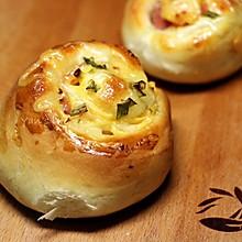 #东菱魔力果趣面包机之_培根芝士面包