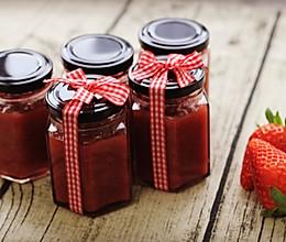自制无添加草莓酱的做法