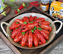 家庭版&麻辣小龙虾#学会一秒变大厨#的做法
