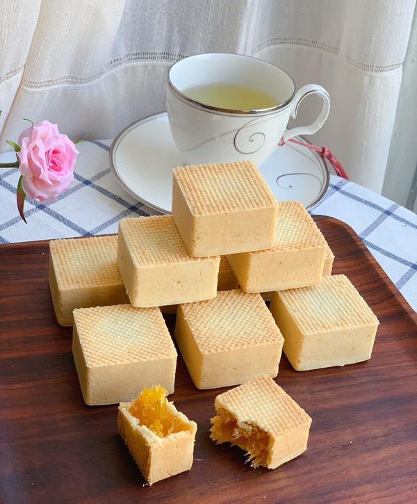 台式传统凤梨酥(吕昇达)老师的配方的做法