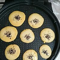 奶香玉米饼的做法图解3