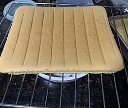 方盘海绵蛋糕的做法