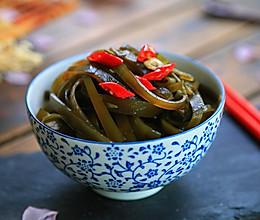 开胃菜·凉拌海带丝·的做法