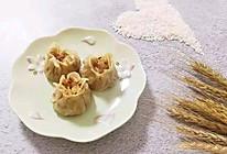 饺子皮版小烧卖的做法