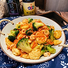 #味达美名厨福气汁,新春添口福#三鲜日本豆腐