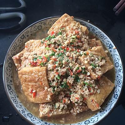 自制臭豆腐