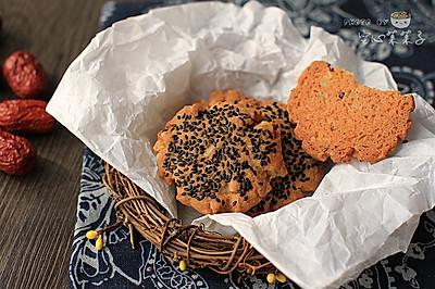 【最传统的老式桃酥】——老外婆怀念的味道#松下烤箱#