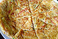 五彩蛋饼的做法