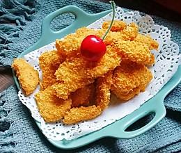 #精品菜谱挑战赛#无油鸡米花的做法