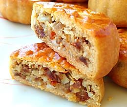 #中秋团圆食味# 广式火腿月饼的做法