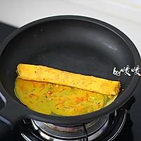 培根厚蛋烧的做法图解7