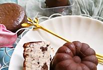 巧克力奥利奥冰激凌月饼的做法