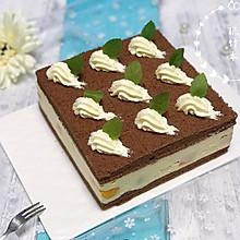 芒果芭菲冰淇淋蛋糕
