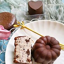 巧克力奥利奥冰激凌月饼