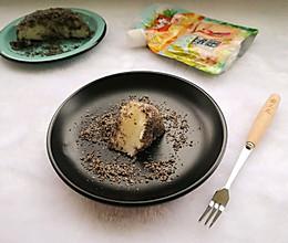 #糖小朵甜蜜控糖秘籍#黑芝麻麻薯的做法
