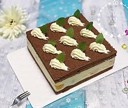 芒果芭菲冰淇淋蛋糕的做法
