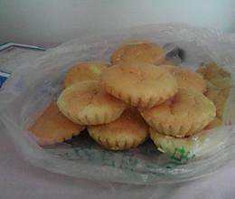 自制蜂蜜蛋糕的做法