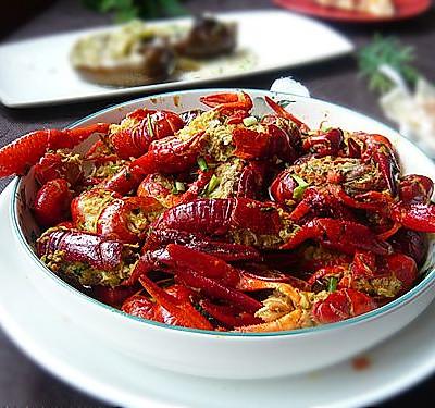 原汁原味——清炒小龙虾