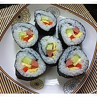 零厨艺------简单寿司的做法图解14