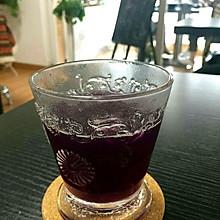 紫薯山药银耳粥