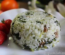 上海咸肉菜饭的做法