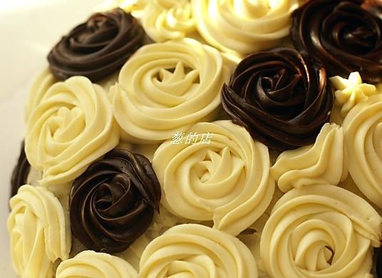奶油玫瑰红丝绒蛋糕Red Velvet Cake
