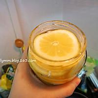 夏日健康减肥饮品:酿制新鲜柠檬蜂蜜茶的做法图解5