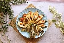 #肉食者联盟#孔雀开屏鱼的做法