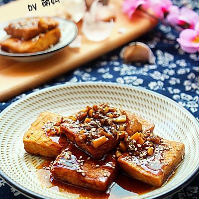 蒜蓉酱焖豆腐