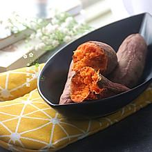 微波炉红薯