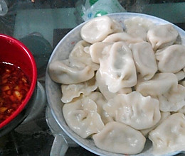 香菇大葱猪肉饺子的做法