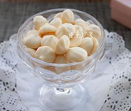 入口即化酸奶溶豆#美的智烤大师烤箱#的做法